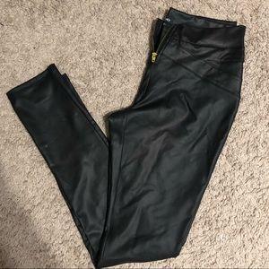Bebe Pleather Pants